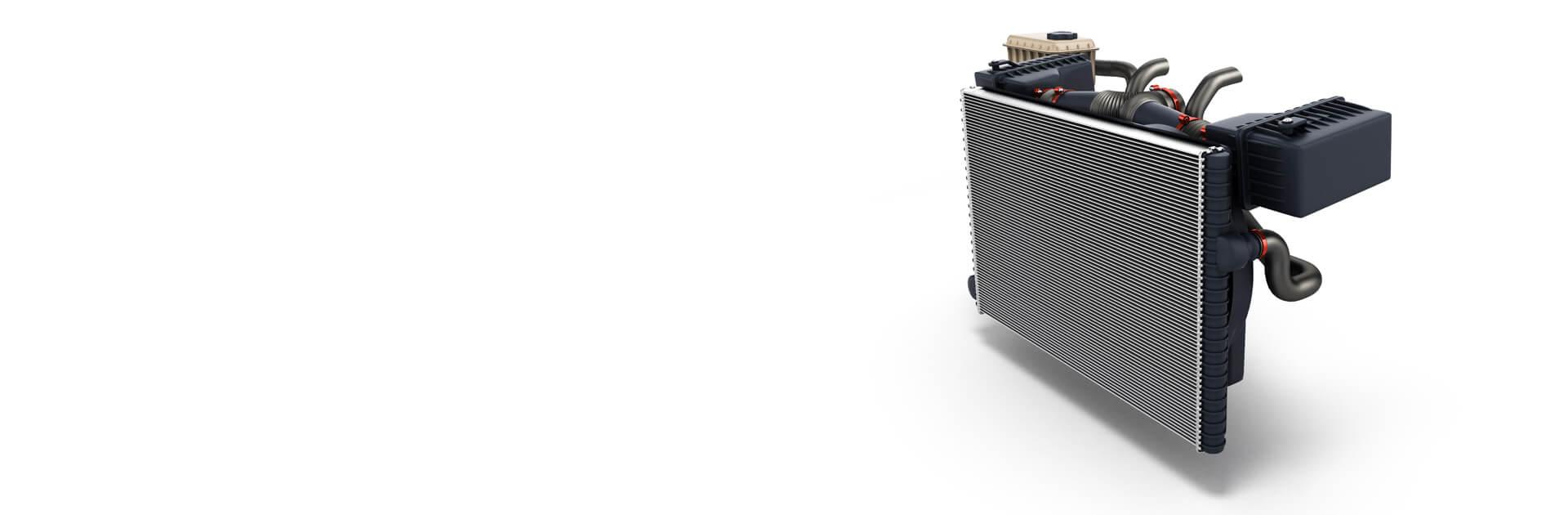 Radiator-GAS Reach Cooling 41-1707